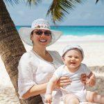 10 trucs à ne pas oublier en vacances avec des enfants en bas-âge