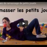 10 techniques de ramassage de petits jouets (VIDEO)