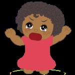 bambin en colère, comment faire face à sa crise de colère